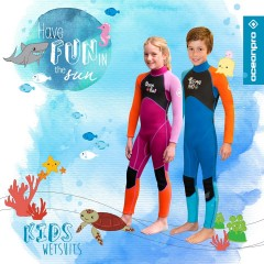 Children's Wetsuits