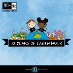 10 Years of Earth Hour