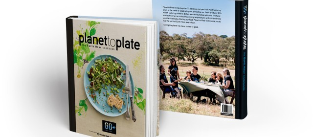 Support the Earth Hour Cookbook