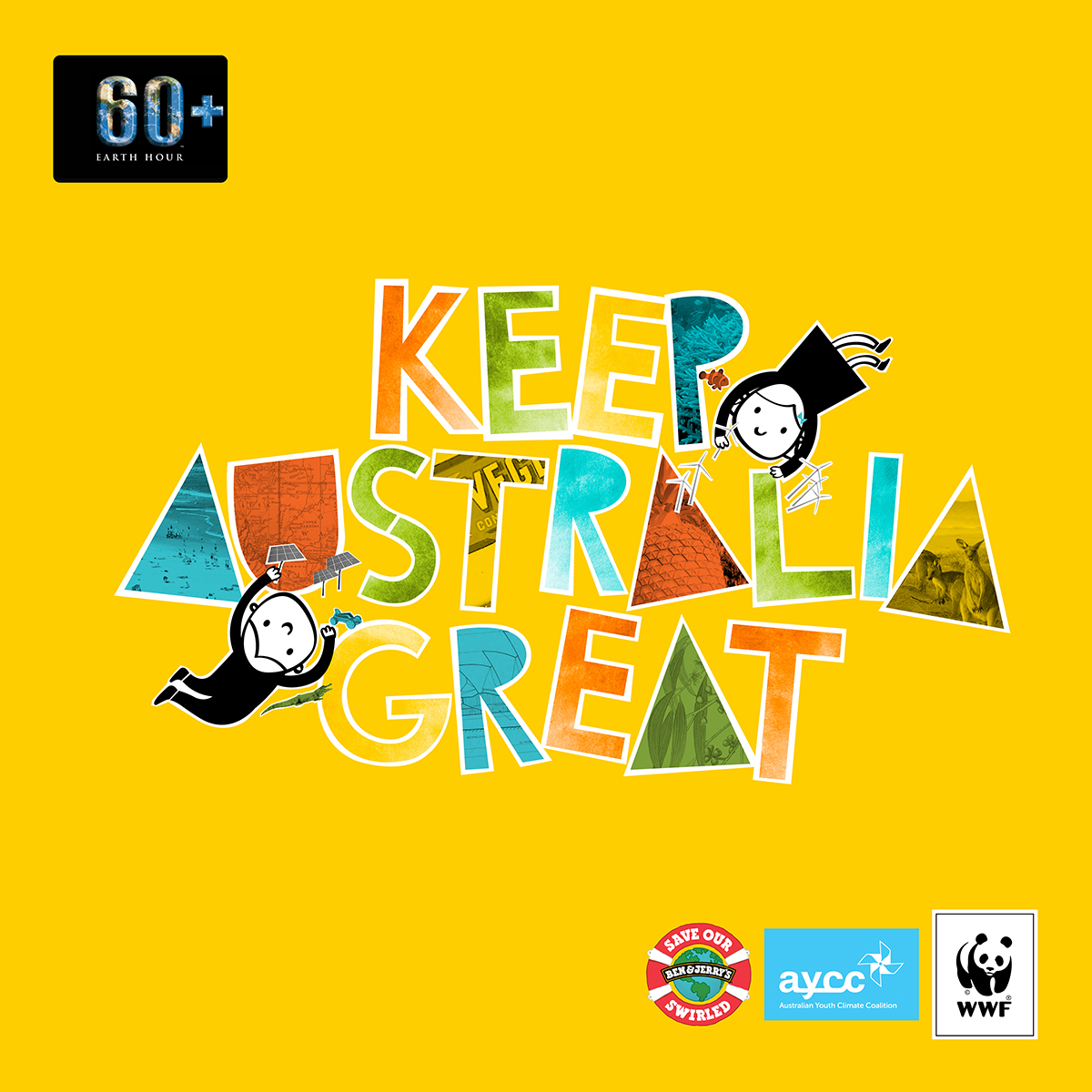 Keep Australia Great
